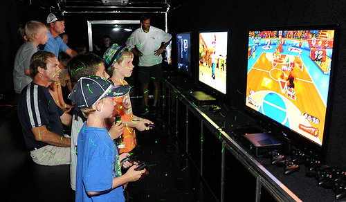 House of Gamez - New Jersey Philadelphia Video Game Truck