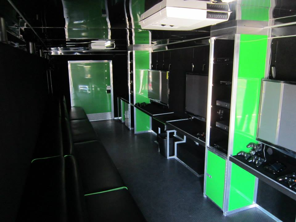 Video Game Truck And Laser Tag Party In South Jersey And Pa